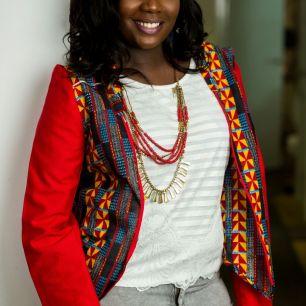 AMINA Jacket