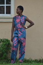 Lolo jumpsuit by Keji Victoria. Womenswear