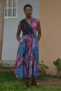 Victoria Tea Dress by Keji Victoria. Womenswear