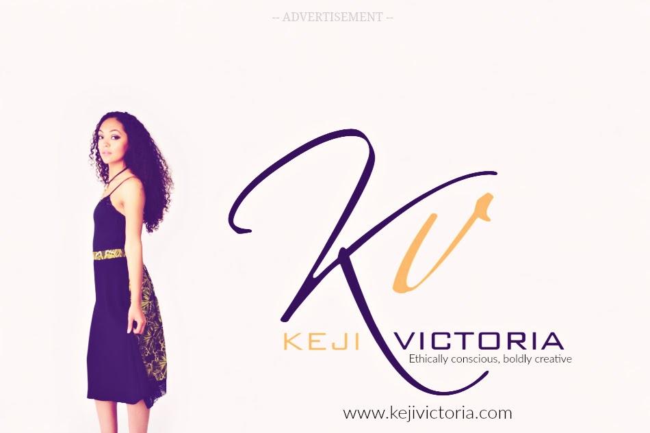 Keji Victoria Designs logo