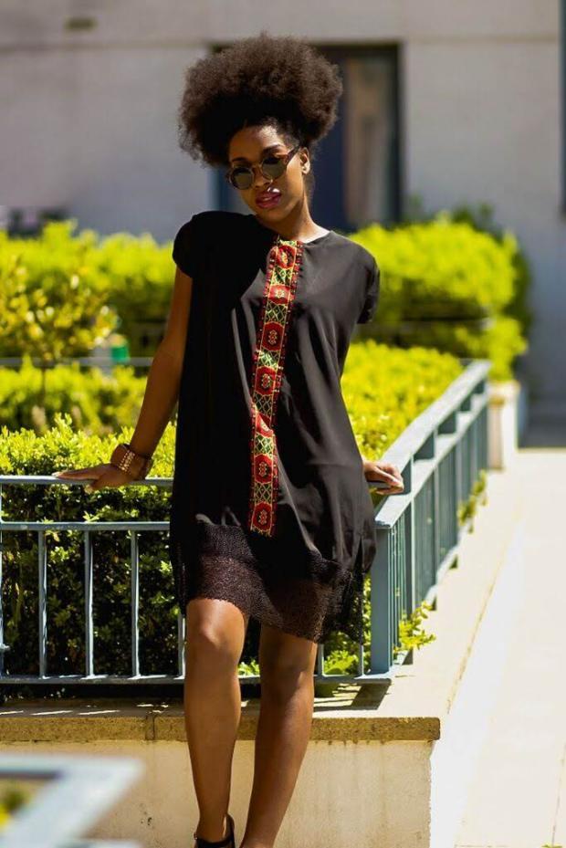 Zara T-Dress by Keji Victoria